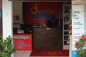 Seruni Guest House Lembang - Resepsionis