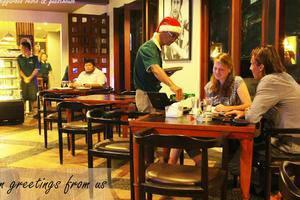 DFresh Guest House Malang - Restaurant1
