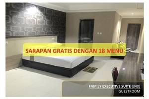 Hotel 95 Pontianak - FAMILY SUITE