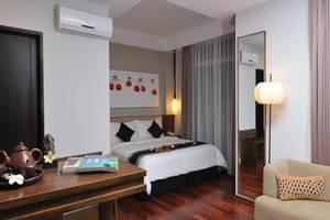 The Silk Hotel Bandung Bandung - Kamar tamu
