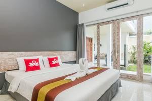 ZenRooms Denpasar Mertasari - Tempat tidur double