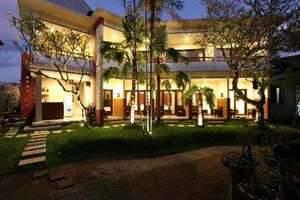 Billy Pendawa Home Stay Bali - Tampak Luar