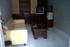 Hotel Pamordian Pangandaran - Living room