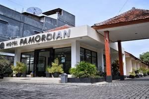 Hotel Pamordian Pangandaran - Exterior