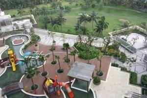 The Mansion Kemayoran Jakarta Pusat - Kolam Renang
