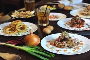Mutiara Suites Jakarta - Meals