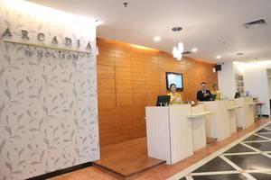 Horison Arcadia Mangga Dua Jakarta - front office