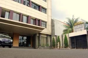 Hotel Pasar Baru Jakarta - Eksterior