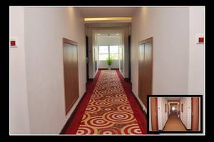 Abadi Hotel Jogja - Coridor