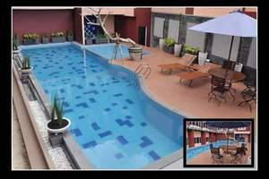 Abadi Hotel Jogja - Swimming Pool
