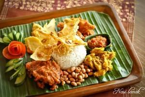Munari Resort & Spa Ubud Bali - Nasi Lemak