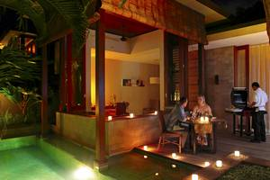 The Elysian Seminyak - In-Villa Romantic Dinner Service