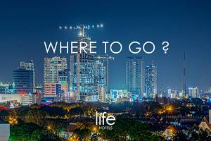 The Life Hotels Surabaya - Where To Go