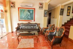 NIDA Rooms Jaksa 15 Grand Indonesia Jakarta - Lobi