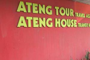 Ateng Guest House Pontianak - view