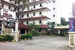 Puri Jaya Hotel Jakarta - Tampilan Luar Hotel