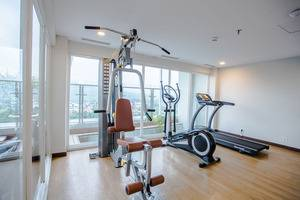 Olympic Renotel Sentul - FITNESS-CENTER