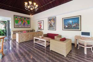 ZenRooms Tampak Siring Bali - Lobi