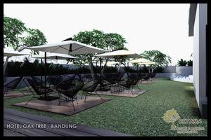Oak Tree Premiere Bandung - Eksterior