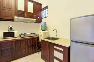 The Vie Villa Bali - Full Equipped Kitchen