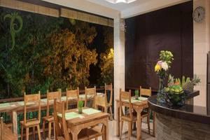 The Puspa Ubud Hotel Bali - Ruang makan