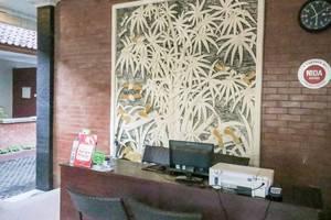 NIDA Rooms Legian Waterboom Ball - Resepsionis