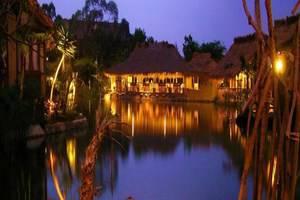 Sapu lidi Resort Hotel Bandung - Pemandangan