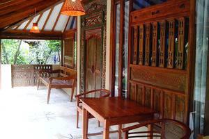 Sapu lidi Resort Hotel Bandung - Kamar Suite