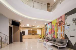 Hotel 88 Grogol - Lobby Area