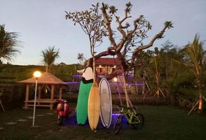 The Anara Surf Camp
