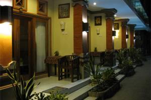 Sayang Maha Mertha Hotel Bali - Balkoni Deluxe Room