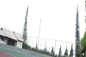 Queen Garden Hotel Purwokerto - Lapangan Tenis