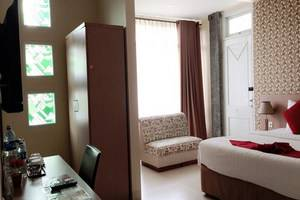 Sweet Karina Hotel Bandung - Suite Bathtub