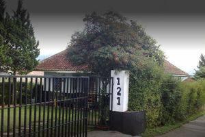 Villa 121 Lembang Bandung - View