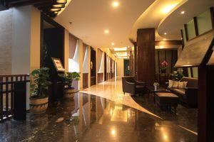 Hotel D'Anaya Bogor - Lobi Area