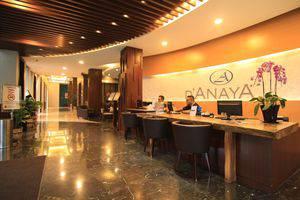Hotel D'Anaya Bogor - Front Desk Area