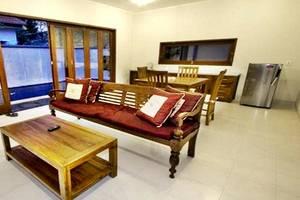 Villa Tukad Alit Bali - Ruang tamu