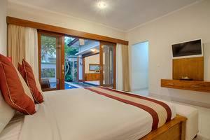 Villa Tukad Alit Bali - One Bedroom Villa view from room