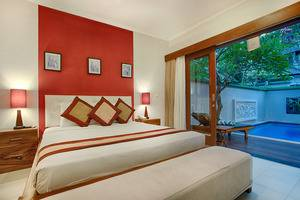 Villa Tukad Alit Bali - One Bedroom Villa pool access