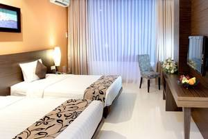 Grand Pacific Hotel Bandung - Deluxe Twin