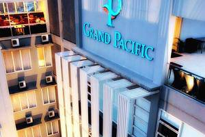 Grand Pacific Hotel Bandung - Hotel Building