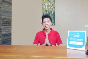 Airy Jimbaran Bypass Ngurah Rai 43 Bali - Receptionist