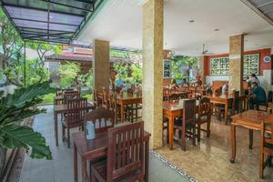 Airy Eco Legian Lebak Bene Kuta Bali - Restaurant