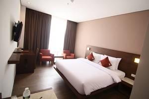 Hotel Hemangini Bandung - kamar utama