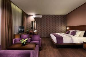 Hotel Hemangini Bandung - Kamar tidur