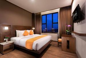 Hotel Hemangini Bandung - Superior King