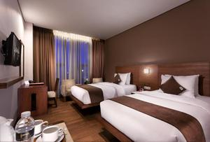 Hotel Hemangini Bandung - Superior Twin