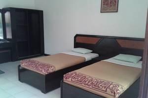 Hotel Borobudur Indah Magelang - KAMAR TWIN STANDAR