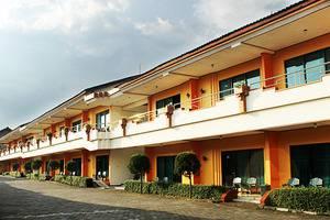 Hotel Borobudur Indah Magelang - TAMPILAN LUAR