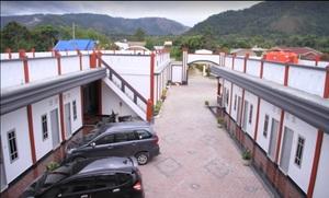 JS Hotel Balige Samosir - pemandangan